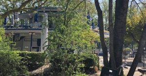 Vondelpark Het Blauwe Theehuis