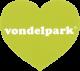 Hart voor het Vondelpark